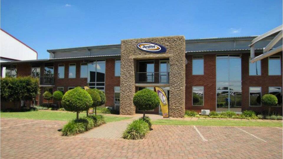 Duraklad Office Building