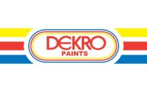 Dekro Paints Helderberg