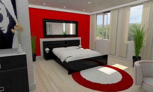 Colour scheme for room
